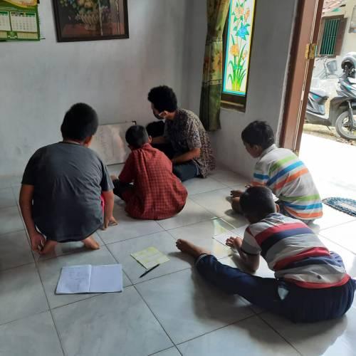 Cerita Kampus Mengajar: Pentingnya Sebuah Komponen Pembelajaran