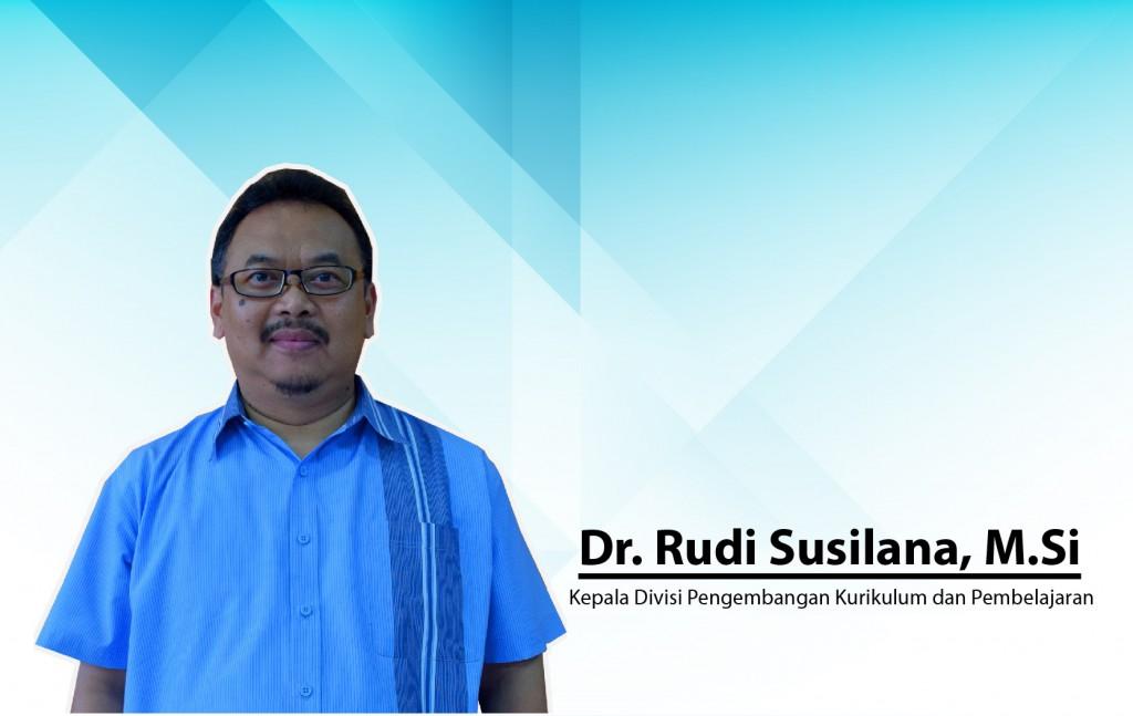 Selamat Pak Rudi Susilana